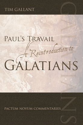 Paul's Travail book cover