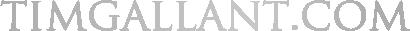 timgallant.com site logo